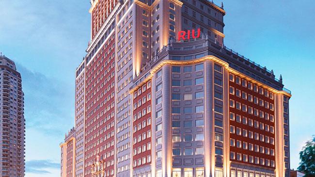 El Nuevo Hotel De Lujo Del Icnico Edificio Espaa En