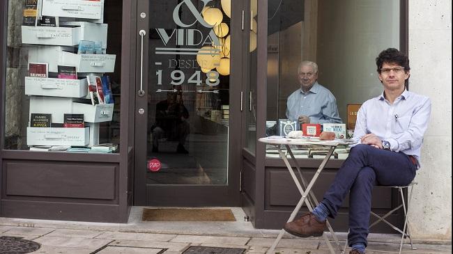 """Álvaro Manso, portavoz de CEGAL: """"Una ciudad sin librerías puede sobrevivir, pero será menos humana"""""""