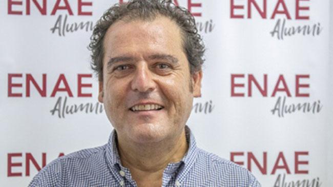 Paco Provencio, nuevo presidente de los antiguos alumnos de ENAE |  MurciaEconomía: el periódico económico regional