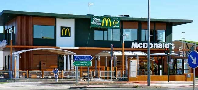 Rm superficies comerciales varias page 203 skyscrapercity - Mcdonald s puerto de la cruz ...