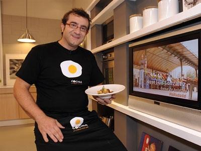 Cocina Sergio | Behr Iberia Ficha Al Televisivo Sergio Fernandez Para Su Stand En