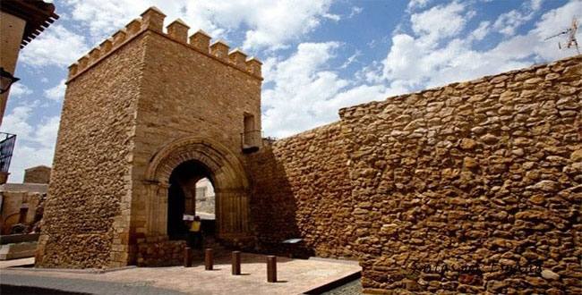 La oficina de turismo lorca se traslada a la muralla for Oficina de turismo lorca