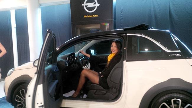 Opel marcos motor