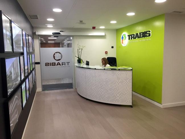 La murciana trabis inaugura oficinas en madrid for Ono oficinas