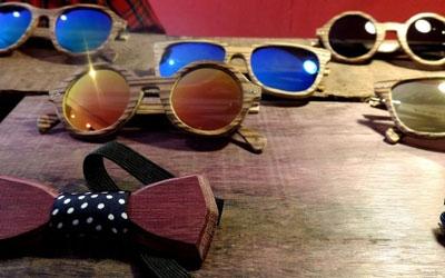 6840442fd1 El 28 de enero, Iniciador Murcia presenta en el Parque Científico a los  tres emprendedores murcianos que han sacado al mercado las gafas artesanales  de sol ...