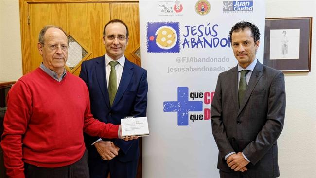 Bankia apoya con euros los talleres de jes s for Oficinas de bankia en murcia