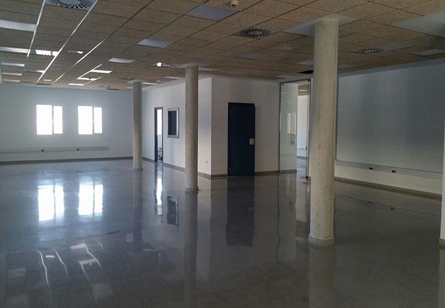 El sef invierte en lorca en una nueva aula de for Oficina sef murcia