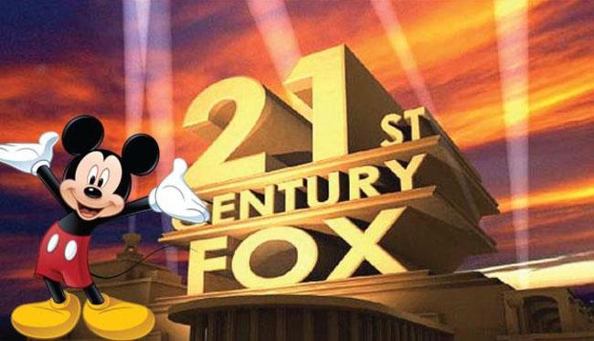 Resultado de imagen para Disney compra 20th Century Fox por 52.400 millones de dólares