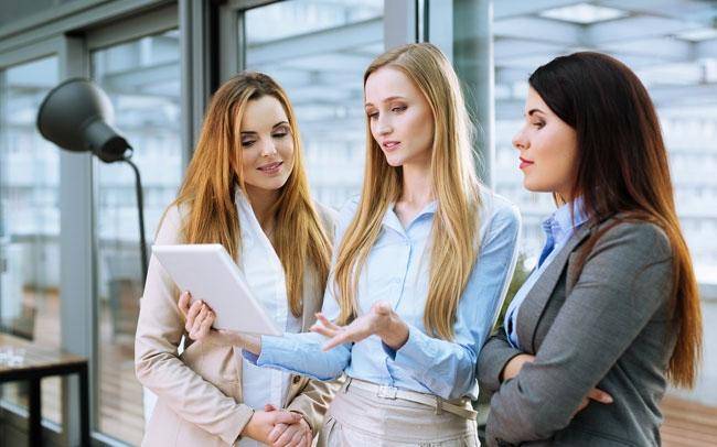 Empresas creadas por mujeres